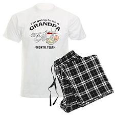Funny Grandpa To Be Personalized Pajamas
