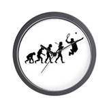 Evolve - Tennis Wall Clock