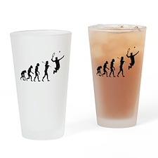 Evolve - Tennis Drinking Glass
