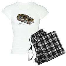 Green Salamander Pajamas
