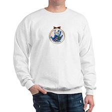 Christmas Angel Tree 2011 Sweatshirt