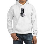 Heavy Metal 1 Hooded Sweatshirt