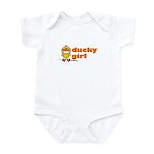 Ducky girl Infant Creeper