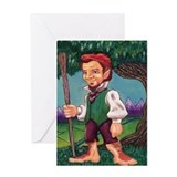 Hobbit Greeting Card