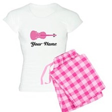 Cute Custom Viola Women's Light Pajamas