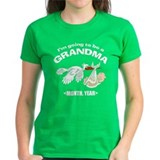 Funny Grandma To Be Personalized Tee