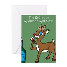 Holiday Humor with Wine Cards