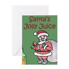 Jolly Juice Greeting Cards