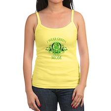 I Wear Green for my Mom (flor Jr.Spaghetti Strap