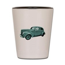 1940 Ford Shot Glass