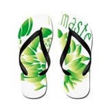 Go Green Lotus Flip Flops