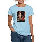 Accolade / Poodle (Apricot) Women's Light T-Shirt