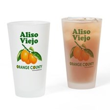 Aliso Viejo, Orange County Drinking Glass