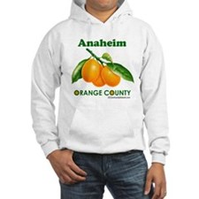 Anaheim, Orange County Hoodie