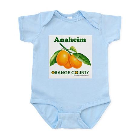 Anaheim, Orange County Infant Bodysuit