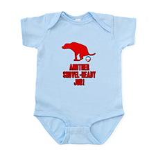 Another Shovel-Ready Job Anti Obama Infant Bodysui