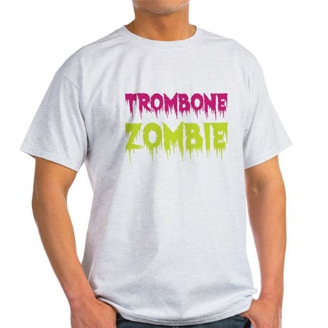 Trombone Zombie Light T-Shirt