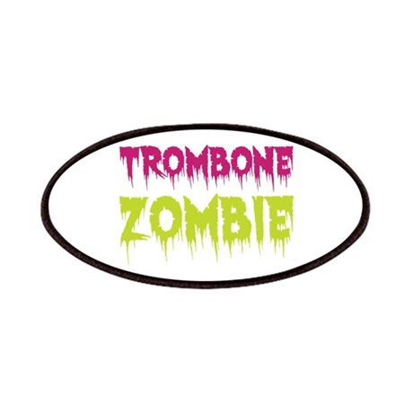 Trombone Zombie Patches
