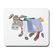 'Working Donkey' Mousepad