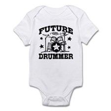 Future Drummer Infant Bodysuit