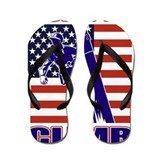 american power lineman Flip Flops