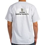 Osceola National Forest (Boy) Light T-Shirt