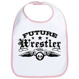 Future Wrestler Bib