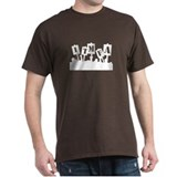 ITMFA Protest Black T-Shirt