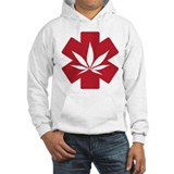 Support Medical Marijuana Jumper Hoody