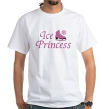 Ice Princess Bright Pink Skate Shirt