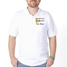 Personalized Music Therapist T-Shirt