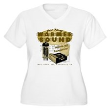 Valve Amplifier T-Shirt