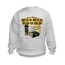Valve Amplifier Sweatshirt