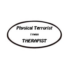 funny occupational therapy patches