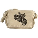 Moto! Messenger Bag