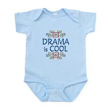 Drama is Cool Infant Bodysuit