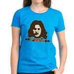 Inigo Montoya Knows Something Women's Dark T-Shirt