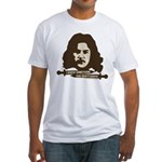 Inigo Montoya Knows Something Fitted T-Shirt