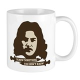 Inigo Montoya Knows Something Small Mug