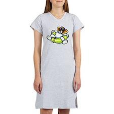 Funny Beagle Women's Nightshirt