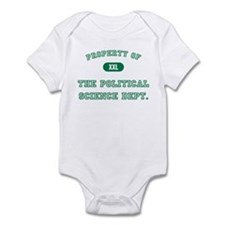 Political Science Infant Creeper