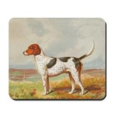 Foxhound Mousepad