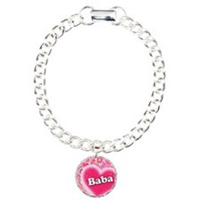 Baba Heart Art Bracelet