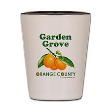 Garden Grove, Orange County Shot Glass