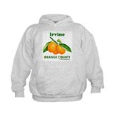 Irvine, Orange County Hoody