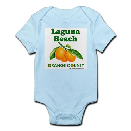 Laguna Beach, Orange County Infant Bodysuit