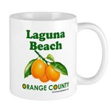 Laguna Beach, Orange County Small Mug