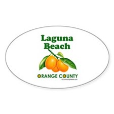 Laguna Beach, Orange County Decal