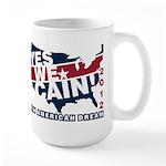 Herman Cain Large Mug
