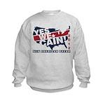 Herman Cain Kids Sweatshirt